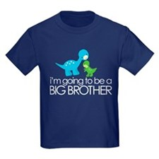 i'm going to be a big brother dinosaur T