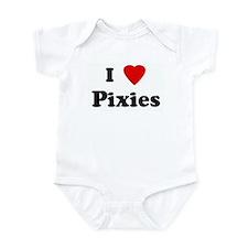 I Love Pixies Infant Bodysuit