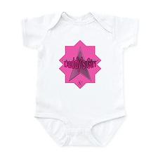 Daddy's Girl (Star) Infant Bodysuit