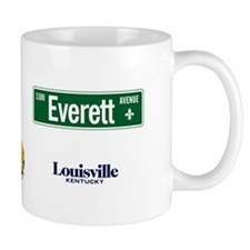 Everett Avenue mug
