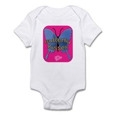 Butterfly Kisses Infant Bodysuit