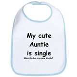 My cute Auntie is single. Wa Bib