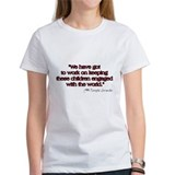 Work to Engage Autism Tee