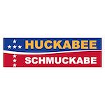 Schmuck Huck Bumper Sticker
