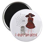 I Eat brains Magnet