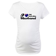 I love my Australian husband Shirt