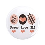 Peace Love Ski Skiing 3.5