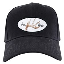 Antler Fanatic Baseball Hat