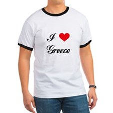 I Love Greece T