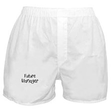 Future Manager Boxer Shorts