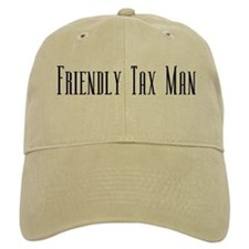 Friendly Tax Man Baseball Cap
