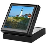 Portland Head Light Keepsake Box