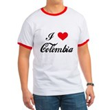 I Love Colombia T