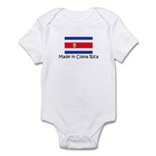 Made in Costa Rica Onesie