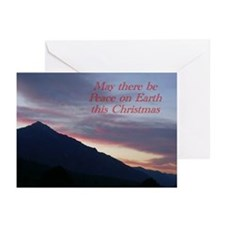 """Peace on Earth"" Christmas Card (Pk of 2"