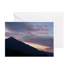 """Peace On Earth"" Christmas Card"