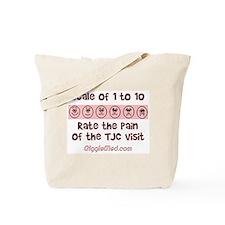 Pain of TJC Tote Bag