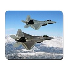 F/A-22 Raptor Mousepad