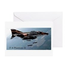 F-4 Phantom II Greeting Cards (Pk of 10)