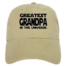 Greatest Grandpa Baseball Cap