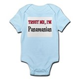 Trust Me I'm Panamanian Infant Bodysuit