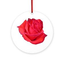 Camara (Rose) Ornament (Round)