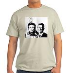 Ron gives Hillary the rabbit ea Light T-Shirt