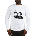 Ron gives Hillary the rabbit ea Long Sleeve T-Shir