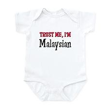 Trust Me I'm Malaysian Infant Bodysuit