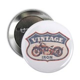 "Vintage Iron 2.25"" Button (10 pack)"