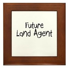 Future Land Agent Framed Tile