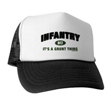 Infantry: Grunt Thing Trucker Hat