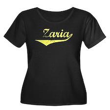 Zaria Vintage (Gold) T
