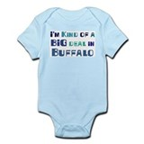 Big Deal in Buffalo Infant Bodysuit