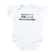 Big Deal in Fayetteville Infant Bodysuit