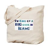 Big Deal in Idaho Tote Bag