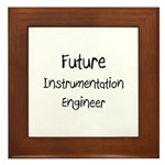 Future Instrumentation Engineer Framed Tile