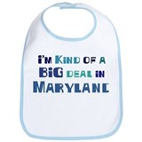 Big Deal in Maryland Bib