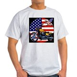 Patriotic Chopper T-Shirt
