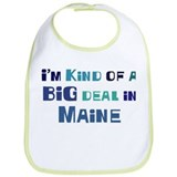 Big Deal in Maine Bib
