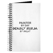 Painter Deadly Ninja Journal