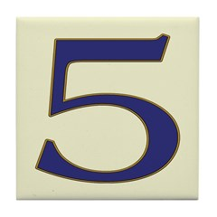 Art In The News Ceramic Letter And Numbers Tiles - Ceramic street numbers