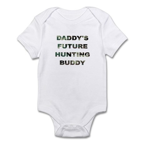 Future Hunting buddy Infant Bodysuit