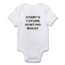 Future Hunting buddy Infant Bodysuit
