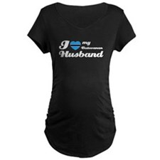 I love my Botswanan Husband T-Shirt