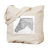 Zippy Quarter Horse Tote Bag