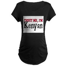 Trust Me I'm Kenyan T-Shirt