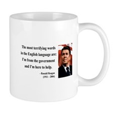 Ronald Reagan 11 Mug