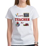 Teachers Do It With Class Women's T-Shirt