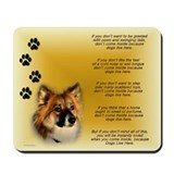 Icelandic Sheepdog Mousepad